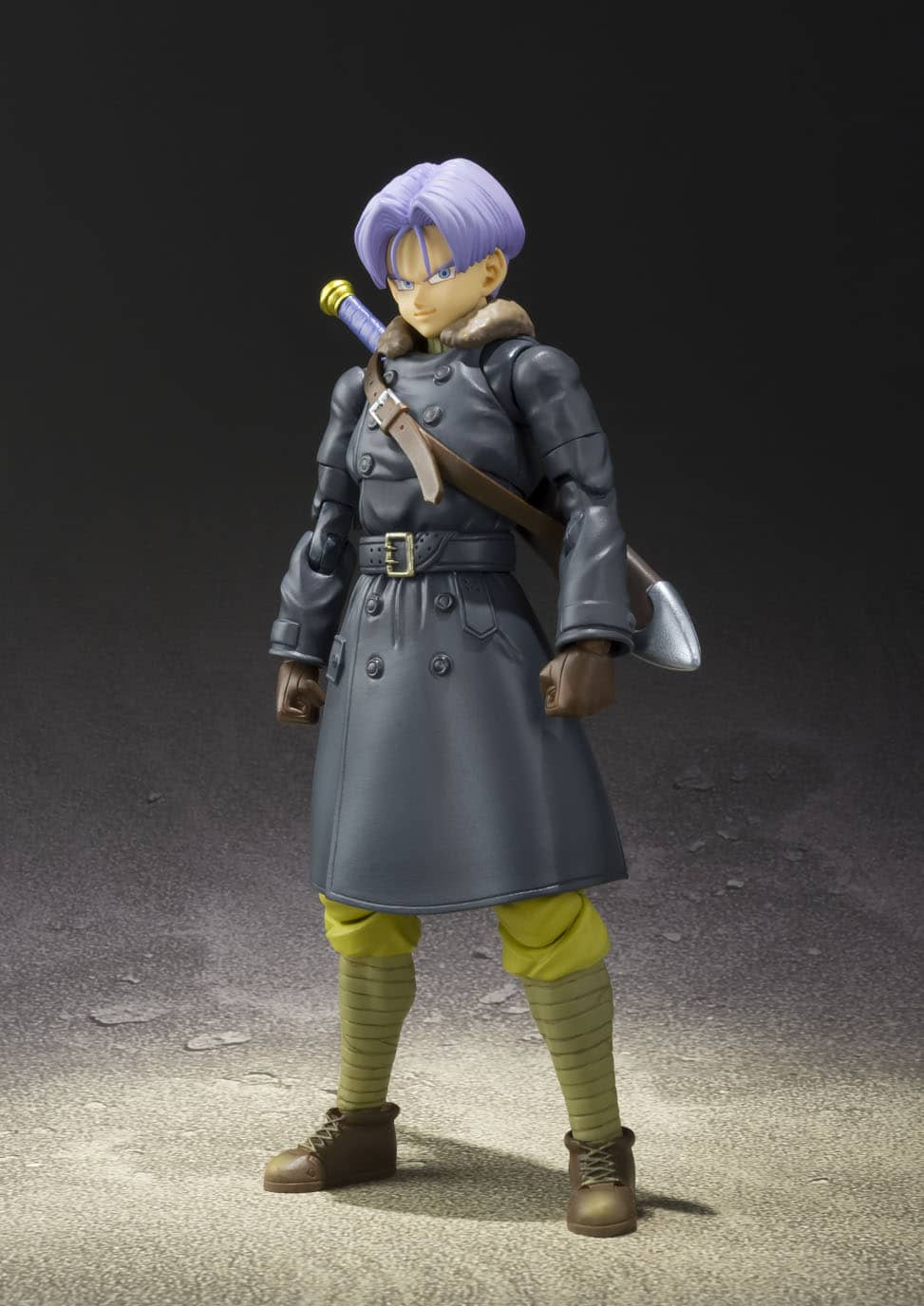 TRUNKS XENOVERSE EDITION FIGURA 14 CM DRAGON B...