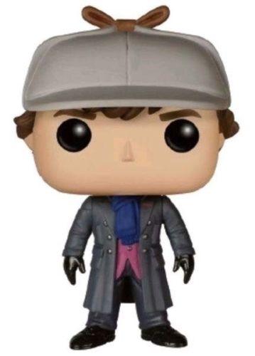 SHERLOCK (DEERSTALKER HAT)