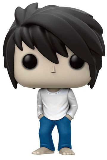 Death Note POP! Animation Vinyl Figura L 9 cm