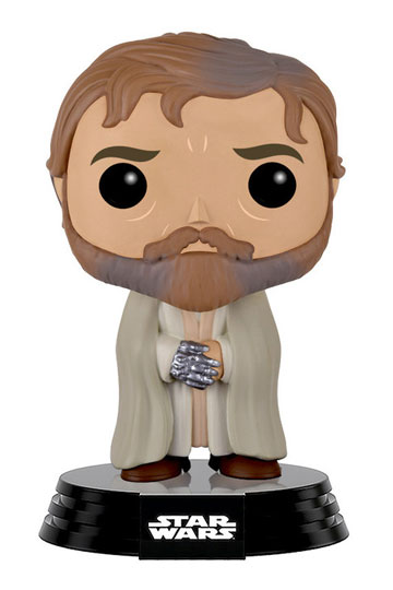 Star Wars Episode VII POP! Vinyl Cabezón Luke...