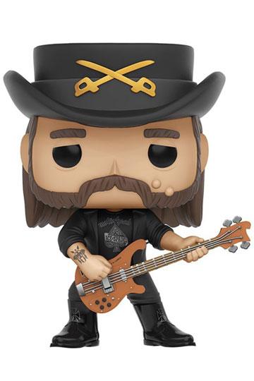 Motorhead POP! Rocks Vinyl Figura Lemmy 9 cm