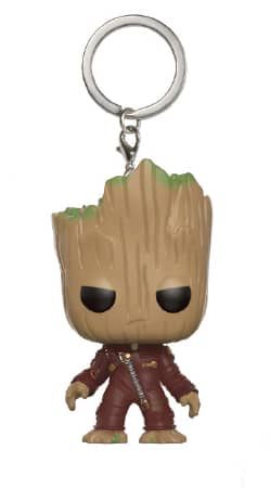 GROOT LLAVERO FIG 4 CM POCKET POP GUARDIANS OF...