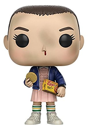 Stranger Things POP! TV Vinyl Figuren Eleven W...