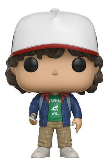 Stranger Things POP! TV Vinyl Figura Dustin 9 ...