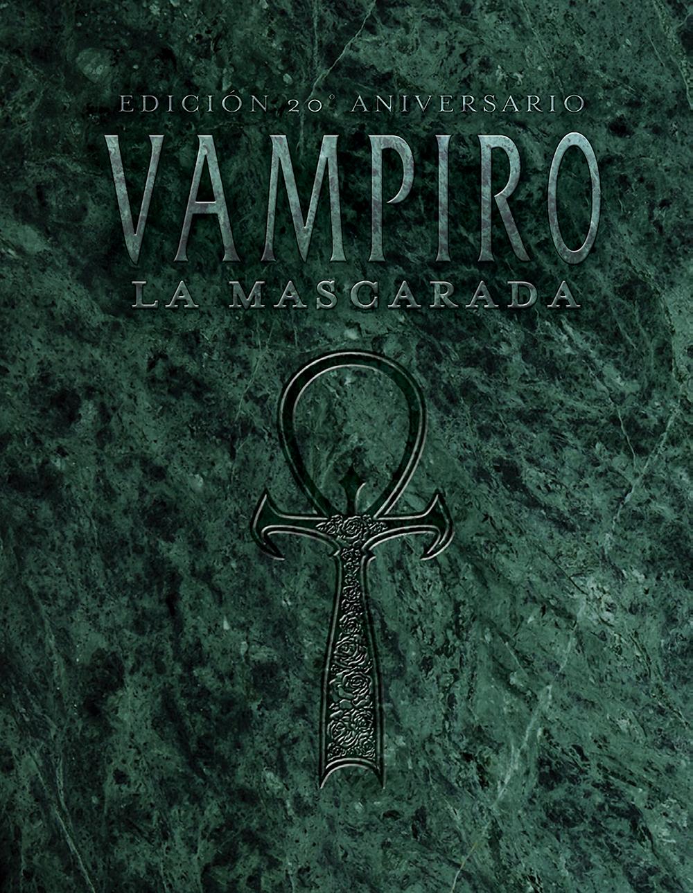 Vampiro la mascarada 20 aniversario