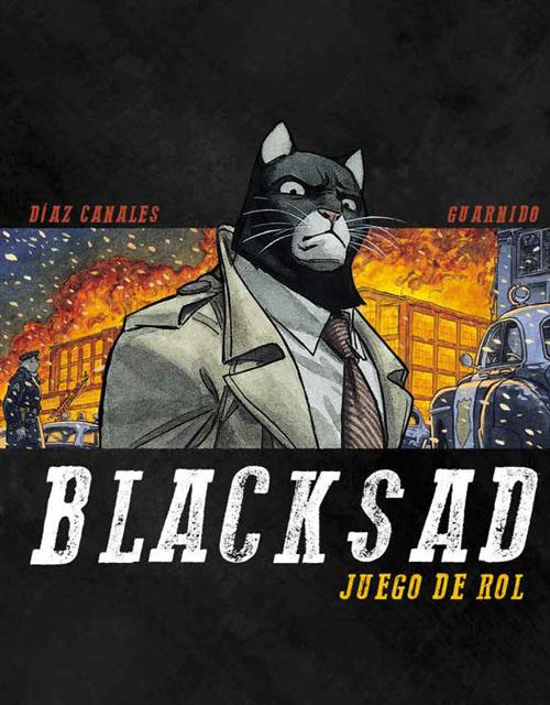 blacksad: el juego de rol
