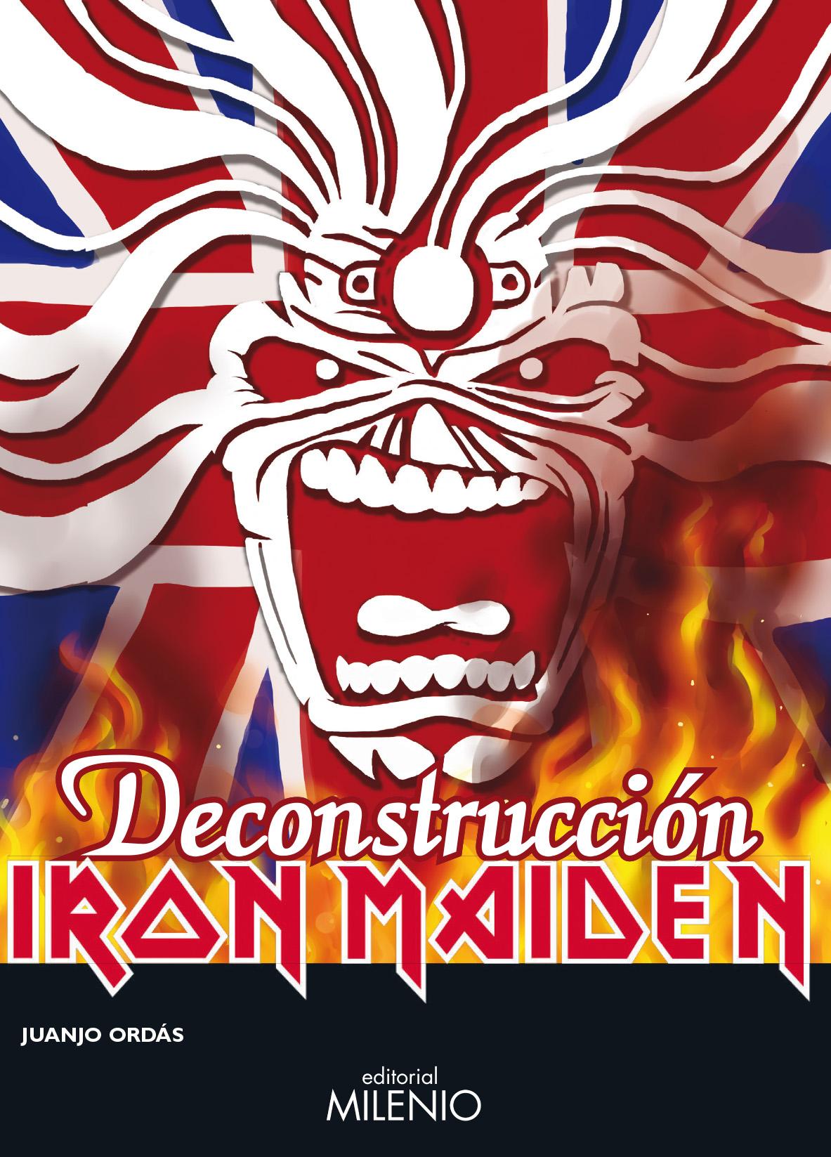 IRON MAIDEN DECONSTRUCCION